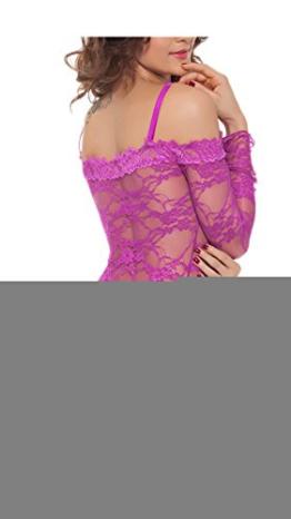 Embryform Sexy Women Lady Lingerie Lace Nightwear G String Sleepwear -